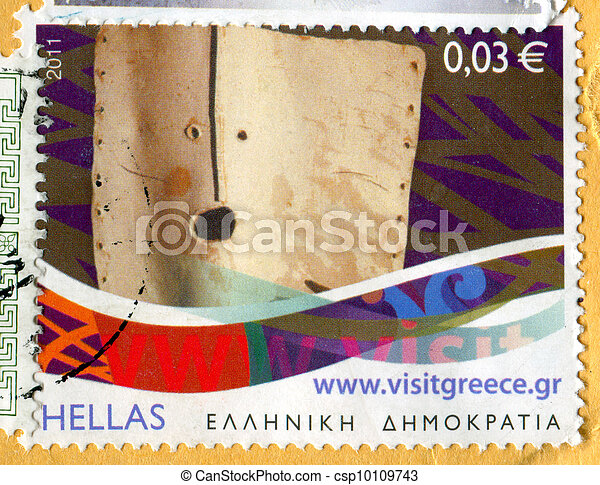 Destination Greece - csp10109743