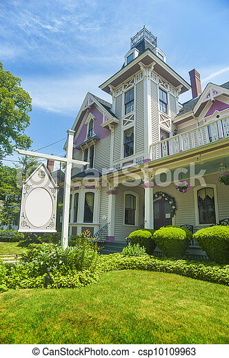 Bed and breakfast inn - csp10109963
