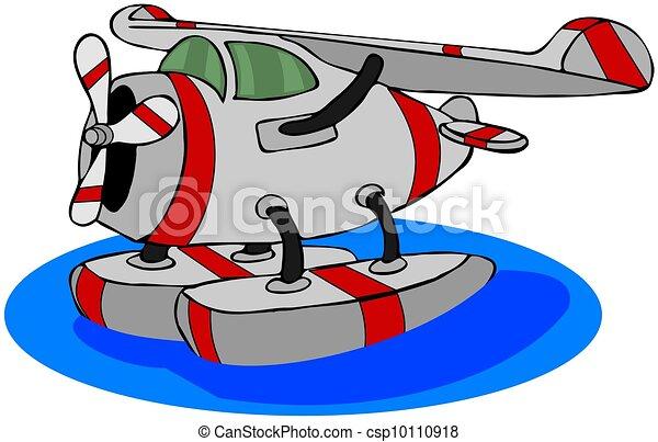 有关水上飞机 - 这, 描述