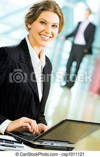 Smart secretary - csp1011121