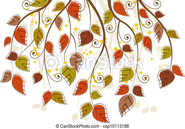 foliage color - csp10113188