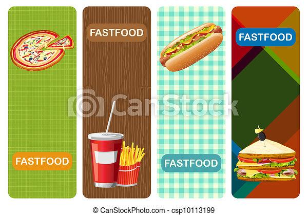 Food Banner - csp10113199