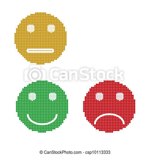 Character set of ridiculous semaphore - csp10113333