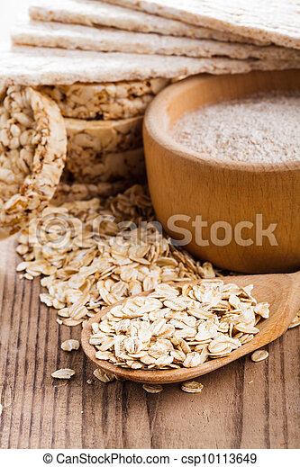 Oat dietary products - csp10113649
