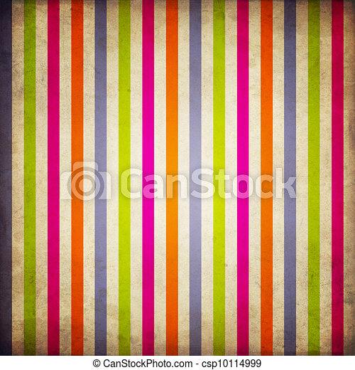 Stripe pattern with stylish colors  - csp10114999