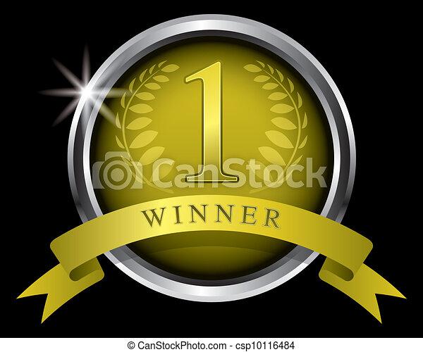 Medal winner - csp10116484