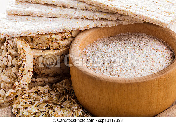 Oat dietary products - csp10117393