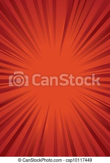 red spiral - csp10117449