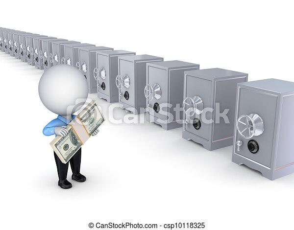 Banking concept. - csp10118325