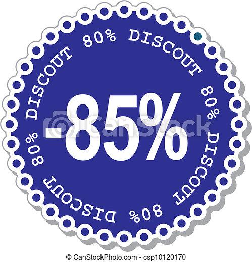 Discount eighty five percent - csp10120170