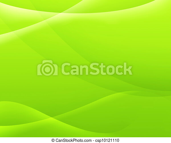 Abstract background of green color - csp10121110