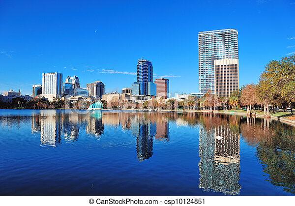 Orlando morning - csp10124851