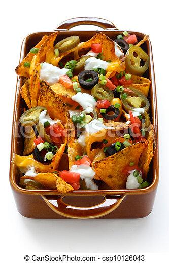 nachos - csp10126043