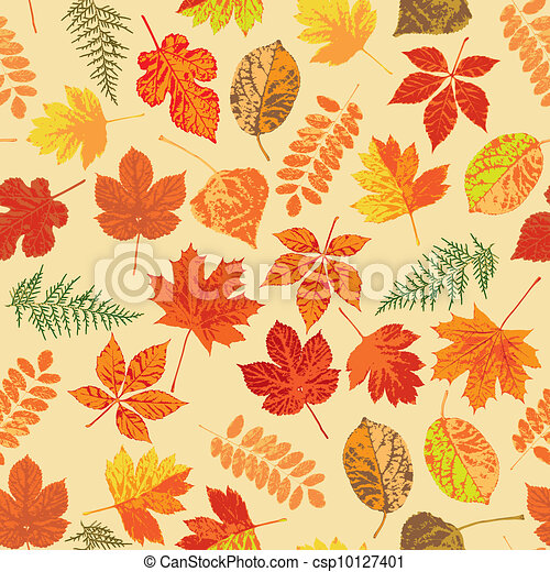 Autumn leaves - csp10127401