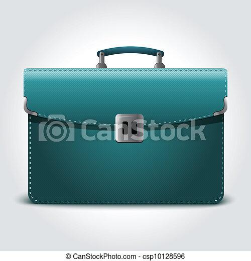 Business briefcase - csp10128596