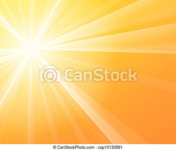 Sunny Sunshine - csp10130891