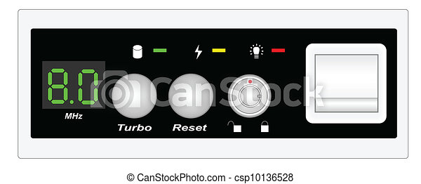 Panel computer - csp10136528