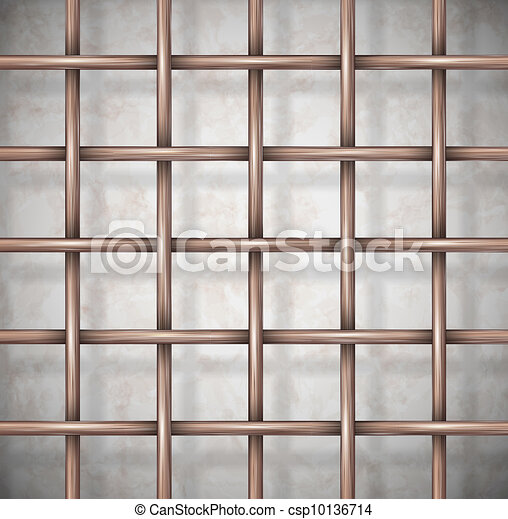 Background the cage - csp10136714
