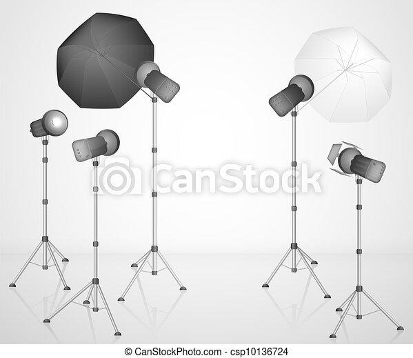 The photo studio - csp10136724