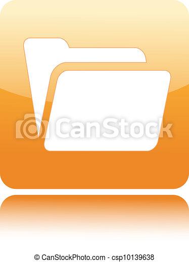 Folder icon - csp10139638