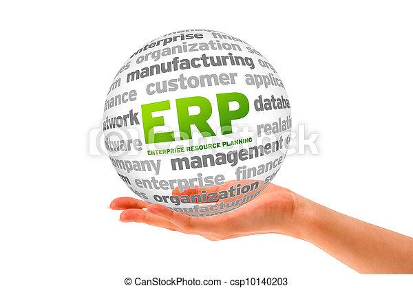 Enterprise Resource Planning - csp10140203