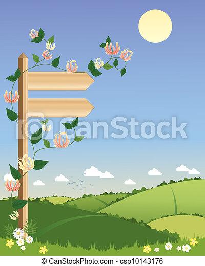 signpost - csp10143176
