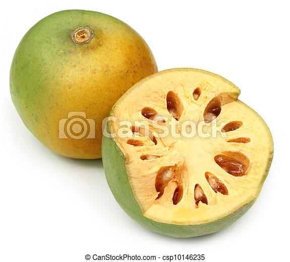 Medicinal Bael fruit - csp10146235