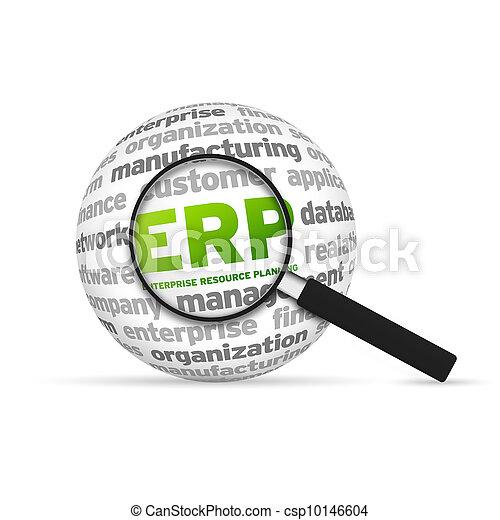 Enterprise Resource Planning - csp10146604