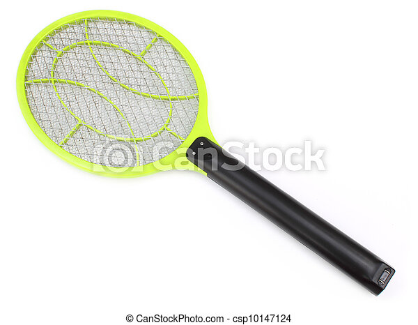 Mosquito killing racket - csp10147124