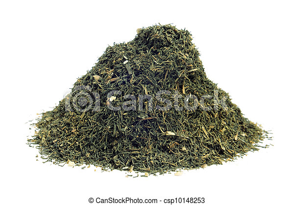 dried dill weed - csp10148253