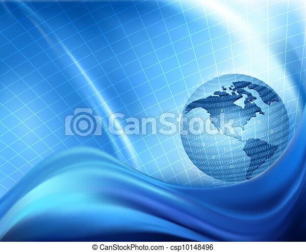 Concept of global programming - csp10148496