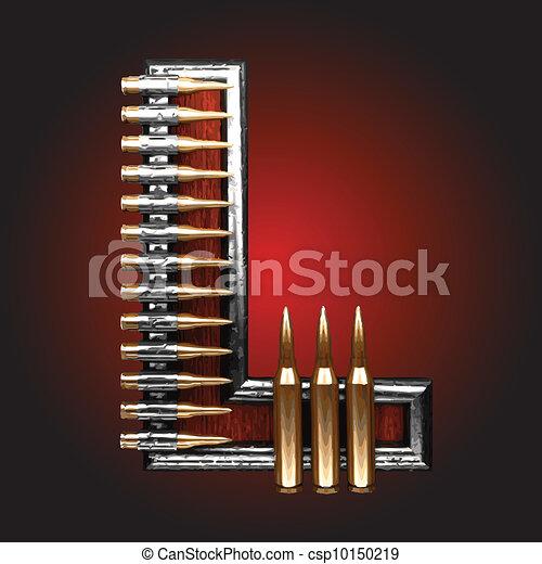 Vector military figure - csp10150219