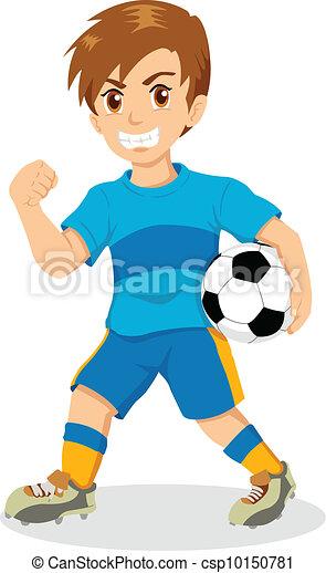 幼儿踢球卡通海报