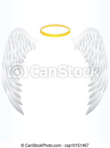 Angel Wing - csp10151467