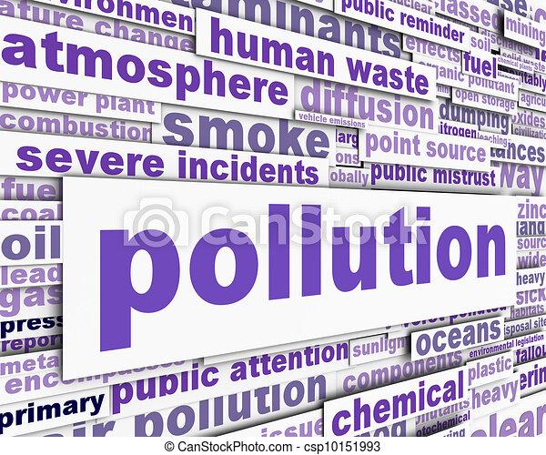 Pollution message conceptual design - csp10151993
