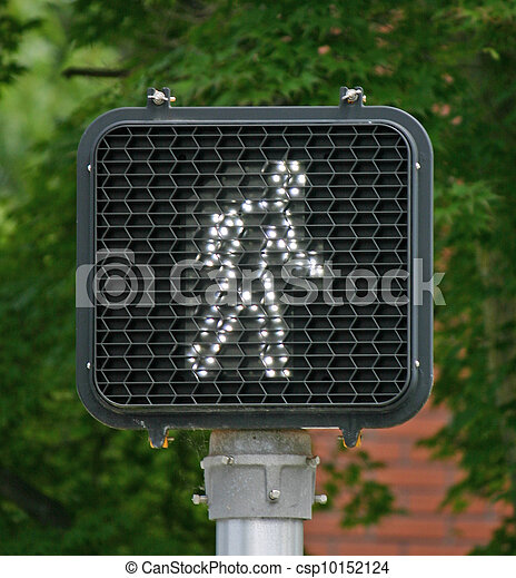 Pedestrian Light - csp10152124