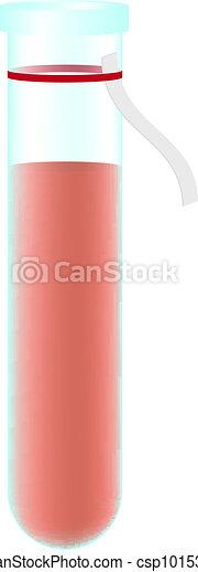 Chemistry laboratory bottle - csp10153372