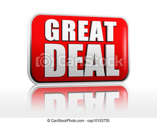 Great deal - csp10153730