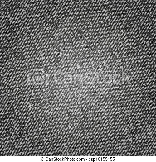 Grey jeans background - csp10155155