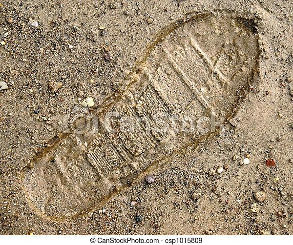 earth shoe man: