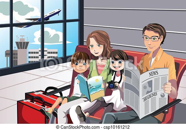 Family vacation - csp10161212
