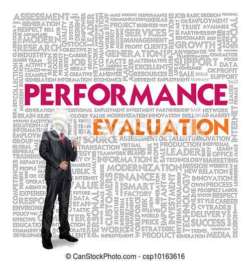 Performance Evaluation Clipart – Performance Evaluation