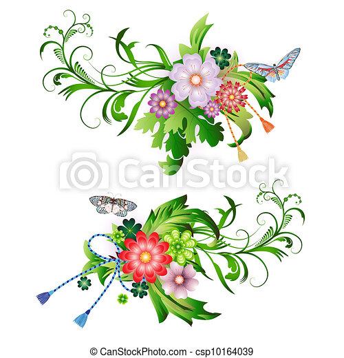Flowers arrangement  - csp10164039