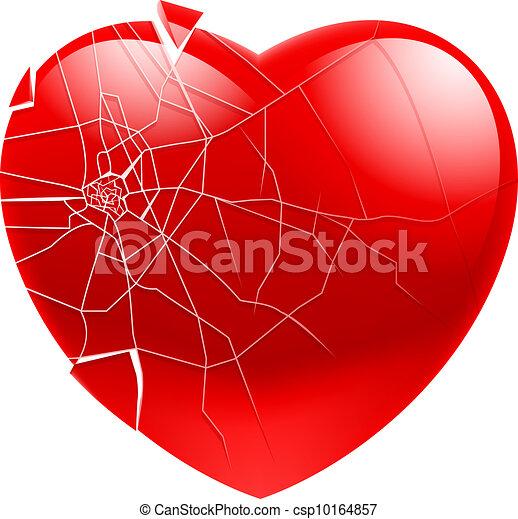 Broken Heart - csp10164857