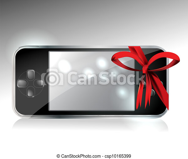 gift portable video game - csp10165399