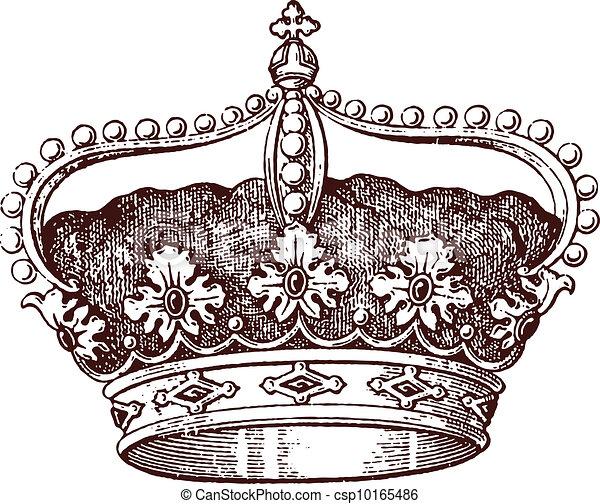 Vecteur de reine couronne csp10165486 recherchez des - Clipart couronne ...