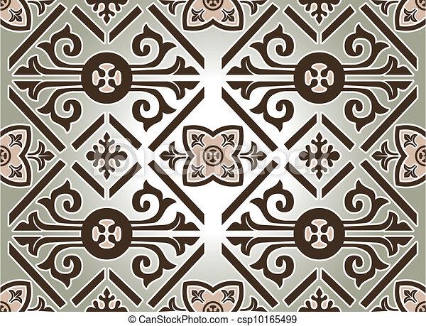 retro wallpaper - csp10165499