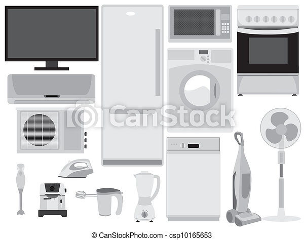 Home electronics - csp10165653