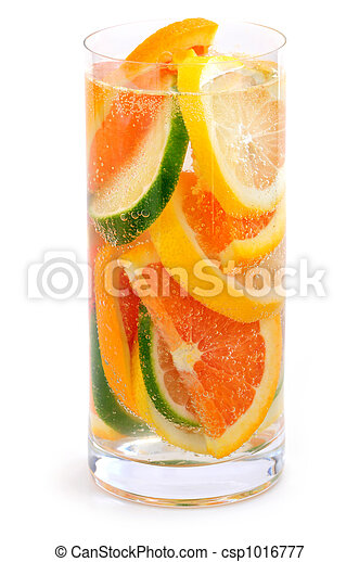Citrus beverage - csp1016777