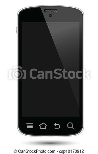 smartphone - csp10170912